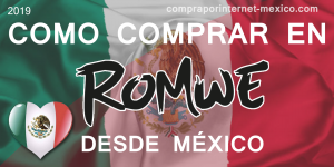 romwe mexico