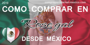 rosegal mexico